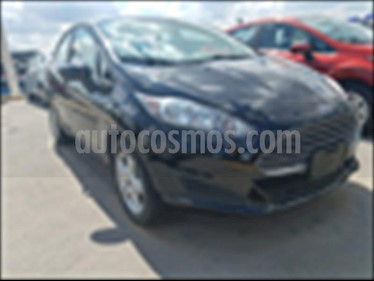 Ford Fiesta Sedan SE usado (2017) color Negro precio $200,000