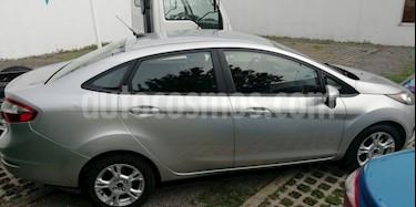 Foto venta Auto usado Ford Fiesta Sedan SE (2015) color Plata precio $140,000