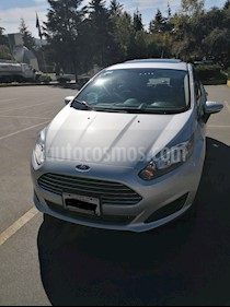 Foto venta Auto usado Ford Fiesta Sedan SE (2016) color Plata Estelar precio $150,000