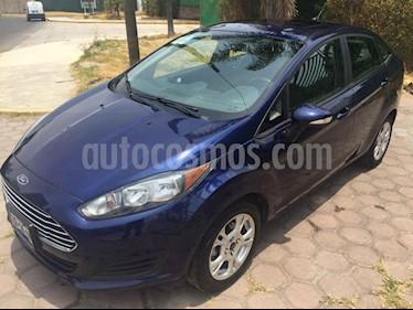 Foto venta Auto usado Ford Fiesta Sedan SE (2016) color Azul precio $167,000