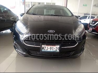 Foto venta Auto usado Ford Fiesta Sedan SE (2016) color Negro Profundo precio $165,000