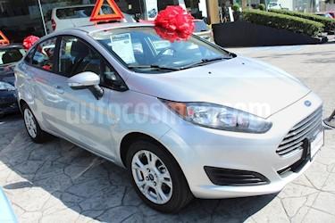 Foto venta Auto usado Ford Fiesta Sedan SE (2016) color Plata precio $175,000