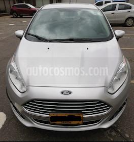 Ford Fiesta Sedan Titanium Aut usado (2016) color Plata Puro precio $38.000.000
