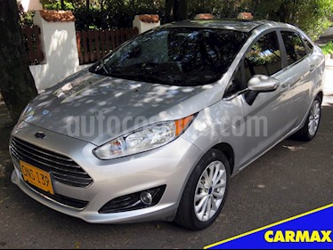 Foto venta Carro nuevo Ford Fiesta Sedan Titanium Aut color Gris Plata  precio $43.900.000
