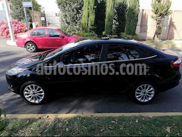 Foto Ford Fiesta Sedan Titanium Aut usado (2017) color Negro precio $220,000