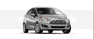 Foto venta carro usado Ford Fiesta Sedan Titanium Aut (2019) color Gris Antracita precio BoF128.000.000