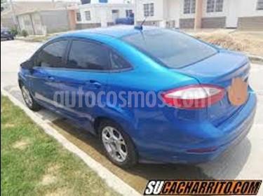 Foto venta carro usado Ford Fiesta Sedan Titanium Aut (2018) color Azul precio BoF65.600.000