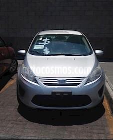 Foto venta Auto usado Ford Fiesta Sedan Trend (2012) color Plata precio $100,000