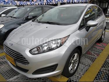 Foto venta Carro usado Ford Fiesta ST 1.6L (2017) color Plata precio $35.900.000