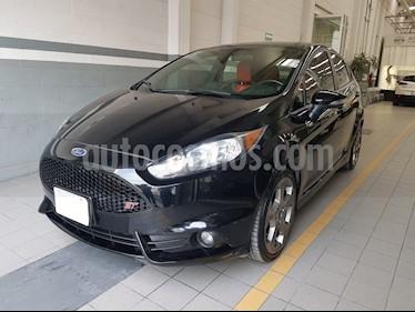 Foto venta Auto Seminuevo Ford Fiesta ST 1.6L (2016) color Negro Profundo precio $263,000