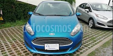 Foto venta Auto usado Ford Fiesta ST 1.6L (2015) color Azul precio $139,000