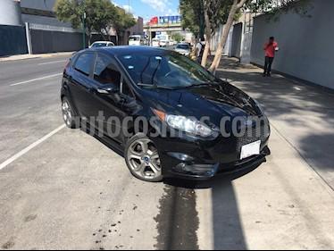 Ford Fiesta ST 1.6L usado (2017) color Negro precio $290,000