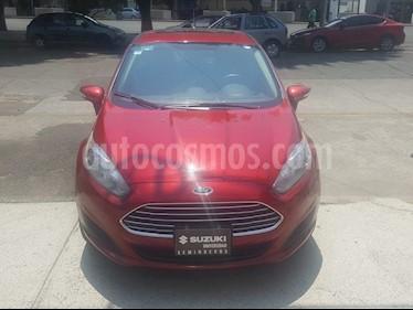 Ford Fiesta ST 1.6L usado (2016) color Rojo precio $142,000