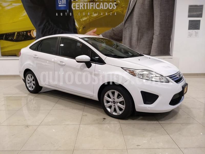 Ford Fiesta ST 1.6L usado (2011) color Blanco precio $96,000