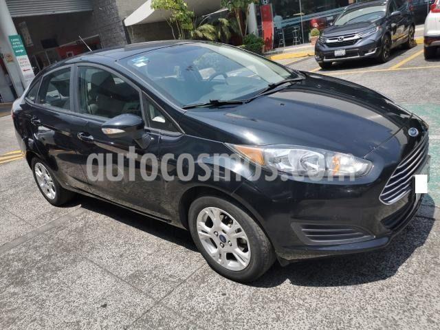 Ford Fiesta ST 1.6L usado (2016) color Negro precio $142,000