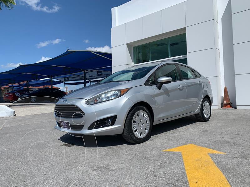 Foto Ford Fiesta ST 1.6L usado (2014) color Plata Dorado precio $143,500