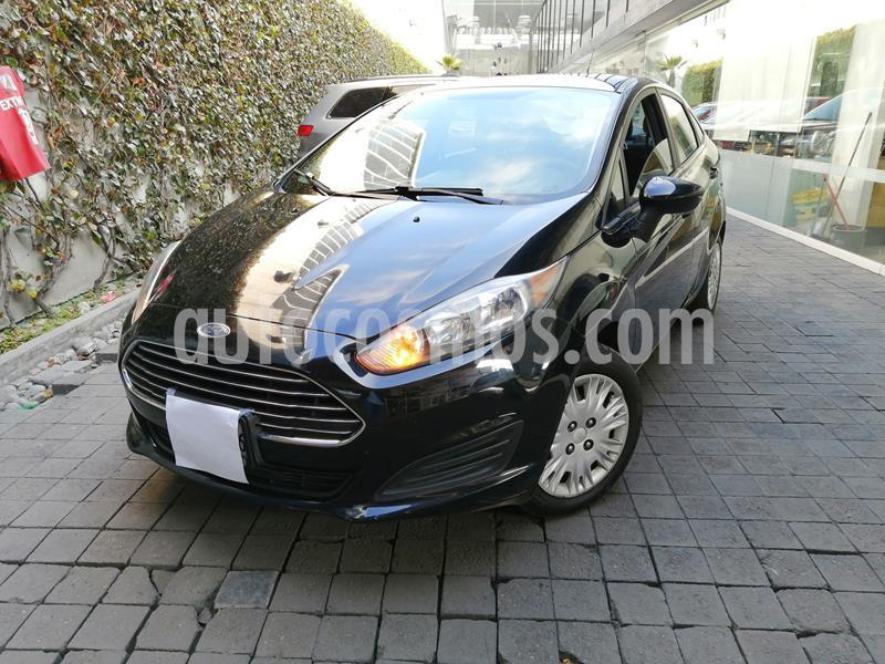 Ford Fiesta ST 1.6L usado (2016) color Negro precio $145,000