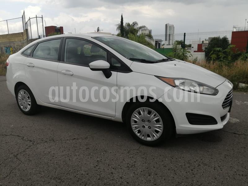 Ford Fiesta ST 1.6L usado (2014) color Blanco precio $107,000
