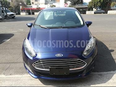 Ford Fiesta ST 1.6L usado (2016) color Azul precio $159,000