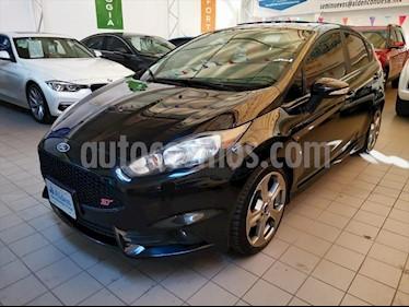 Ford Fiesta ST SE AUT usado (2017) color Negro precio $279,500