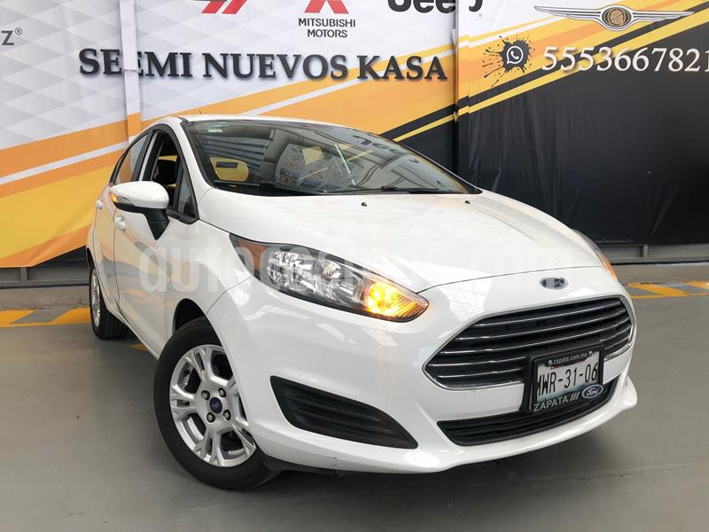 Ford Fiesta ST 1.6L usado (2016) color Blanco precio $199,000