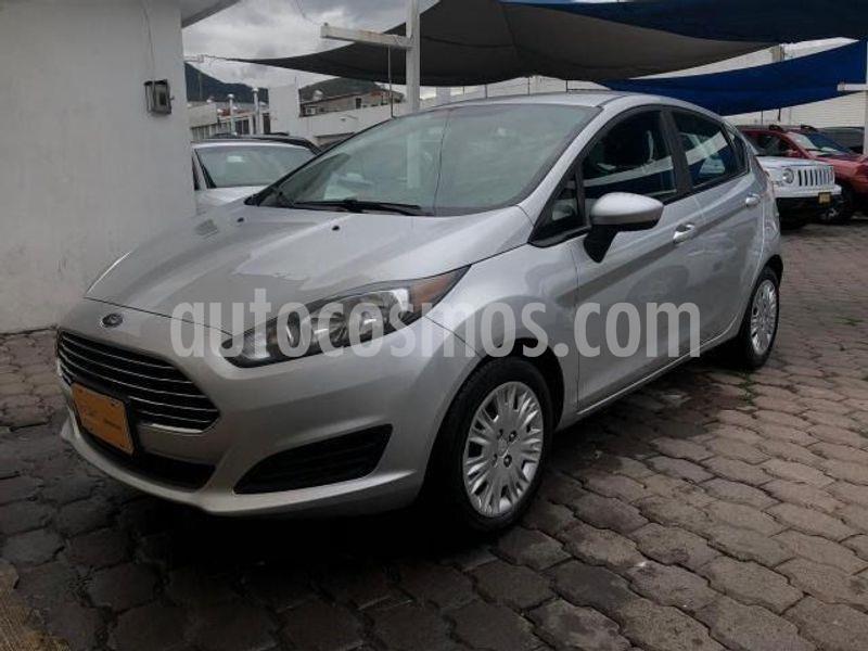 Ford Fiesta ST 1.6L usado (2016) color Plata precio $150,000