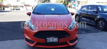 Ford Fiesta ST 1.6L usado (2016) color Naranja precio $245,000