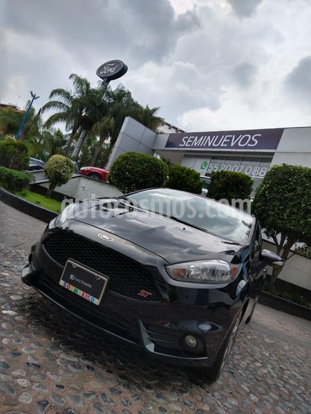 Ford Fiesta ST 1.6L usado (2018) color Negro Profundo precio $315,000