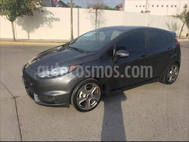 Ford Fiesta ST ST TM 5PTAS 1.6L GTDI usado (2018) color Gris precio $278,000