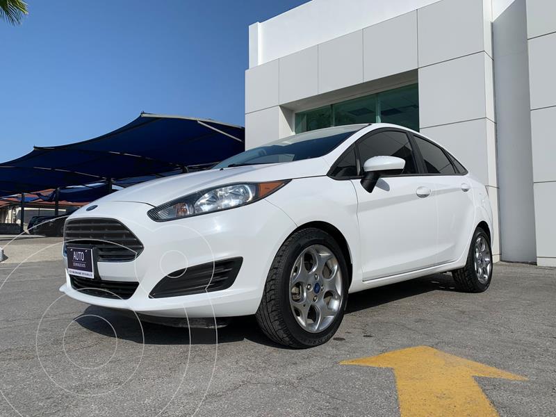 Foto Ford Fiesta ST 1.6L usado (2016) color Blanco precio $182,500