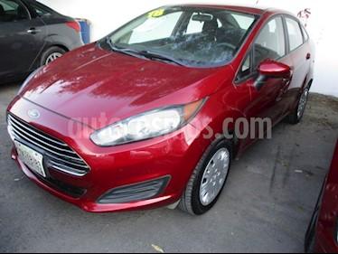 Ford Fiesta ST 1.6L usado (2016) color Rojo precio $148,000