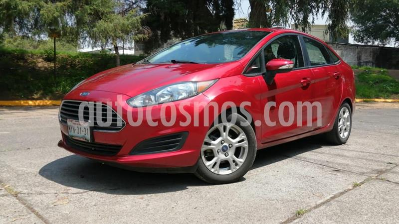 Ford Fiesta ST 1.6L usado (2016) color Rojo precio $163,000
