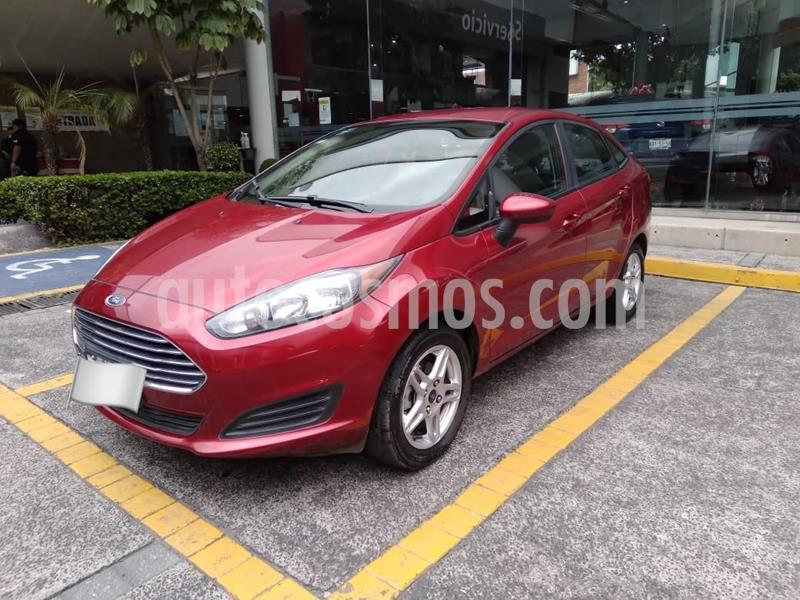Ford Fiesta ST 1.6L usado (2017) color Rojo precio $187,000