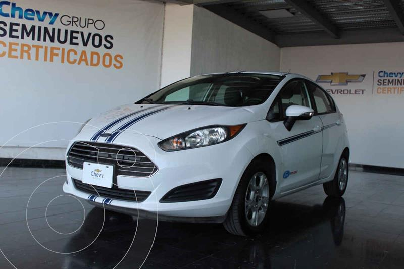 Ford Fiesta ST 1.6L usado (2016) color Blanco precio $160,000
