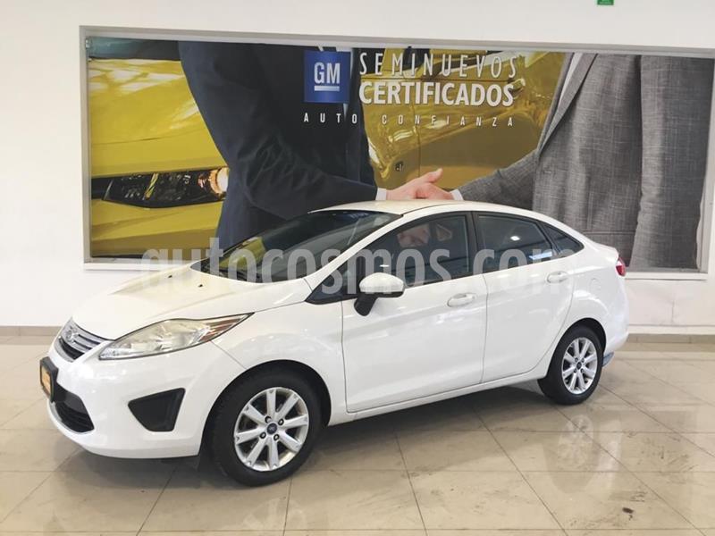 Ford Fiesta ST 1.6L usado (2011) color Blanco precio $98,000