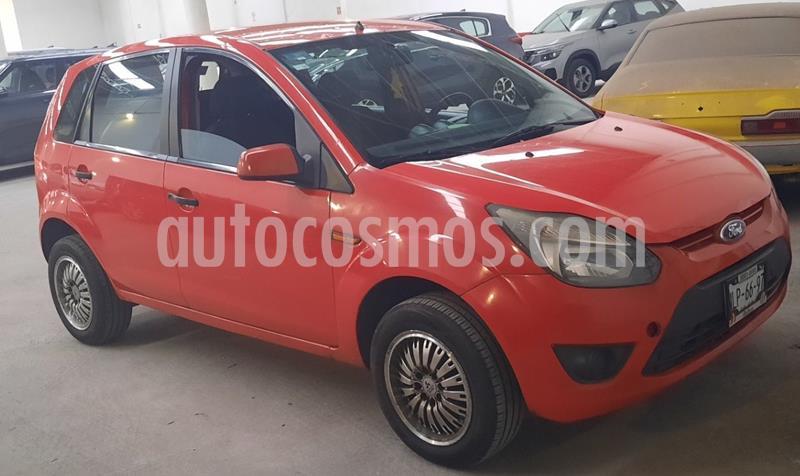 Ford Fiesta ST 1.6L usado (2012) color Rojo precio $86,000