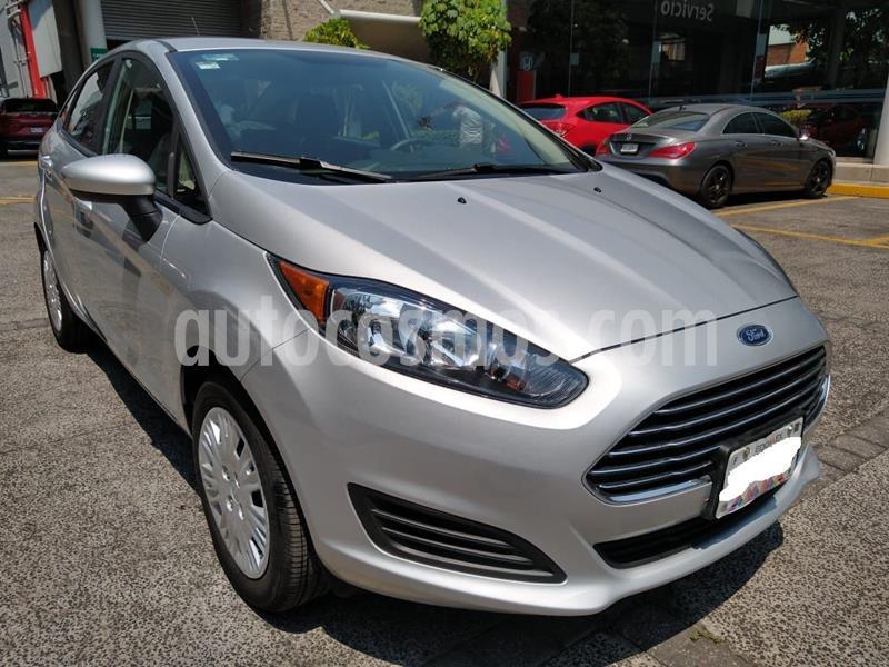 Ford Fiesta ST 1.6L usado (2019) color Plata precio $205,000
