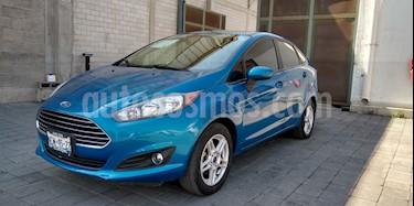 Ford Fiesta ST 1.6L usado (2017) color Azul precio $168,000