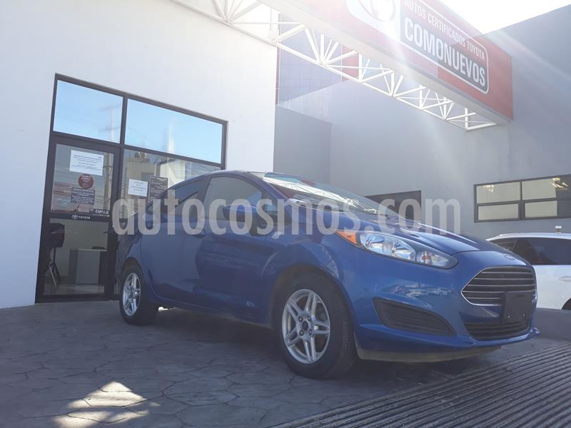 Ford Fiesta ST 1.6L usado (2018) color Azul precio $185,000