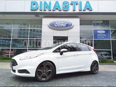 Ford Fiesta ST FIESTA ST 5 PTAS TM usado (2014) color Blanco precio $210,000