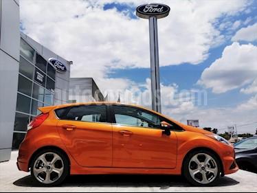 Ford Fiesta ST ST TM 5PTAS 1.6L GTDI usado (2018) color Naranja precio $389,500