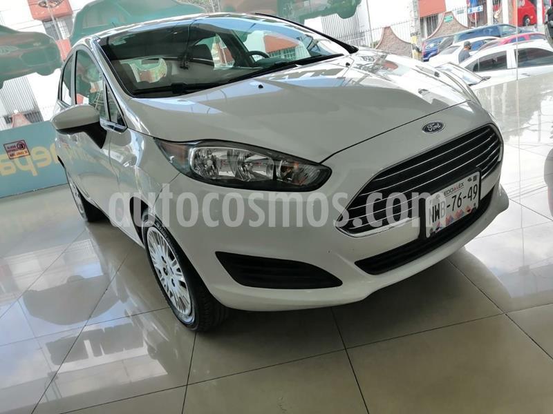 Ford Fiesta ST 1.6L usado (2015) color Blanco precio $125,000