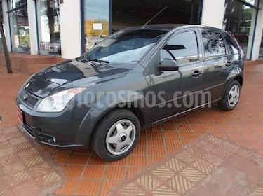 Foto venta Auto usado Ford Fiesta  - (2009) color Gris Oscuro precio $160.000