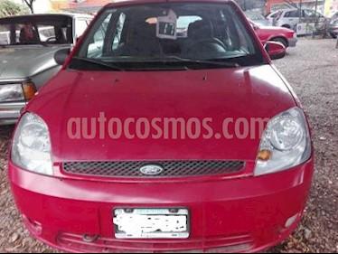 Foto venta Auto usado Ford Fiesta  - (2004) color Rojo precio $140.000