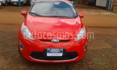 Foto venta Auto Usado Ford Fiesta  - (2012) color Rojo precio $285.000