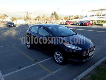 Ford Fiesta 1.6L SE usado (2014) color Negro Tuxedo precio $5.450.000