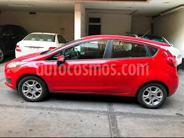 Ford Fiesta 1.6L SE usado (2015) color Rojo precio $6.000.000