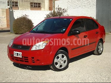 Foto venta Auto usado Ford Fiesta  4P Max Ambiente (LN) (2008) color Rojo precio $130.000
