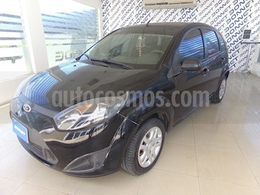 Foto venta Auto usado Ford Fiesta  5P Ambiente Plus (2011) color Negro Ebony precio $153.000