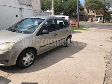 Foto venta Auto usado Ford Fiesta  5P Ambiente (2006) color Beige precio $145.000